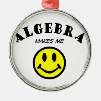 MMS: Álgebra Ornamento De Navidad