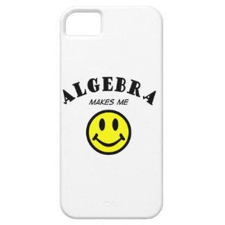 MMS: Álgebra iPhone 5 Carcasa