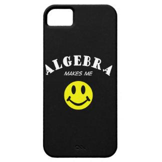 MMS: Álgebra Funda Para iPhone 5 Barely There