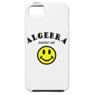 MMS: Álgebra iPhone 5 Funda