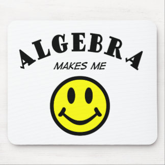MMS: Álgebra Mouse Pads