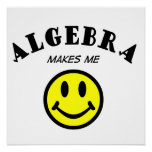MMS: Algebra Perfect Poster