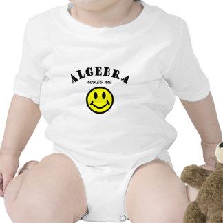 MMS: Álgebra Traje De Bebé
