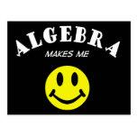 MMS: Algebra Post Cards