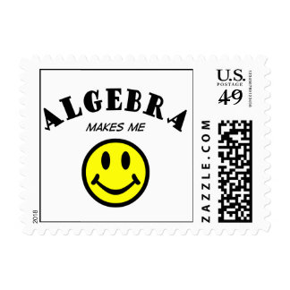 MMS: Algebra Stamp