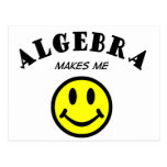 MMS: Algebra Postcards