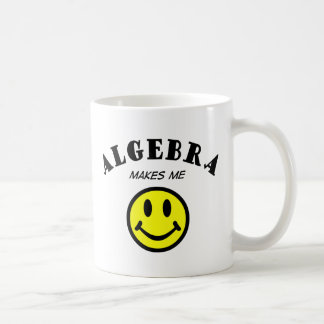 MMS: Álgebra Taza De Café