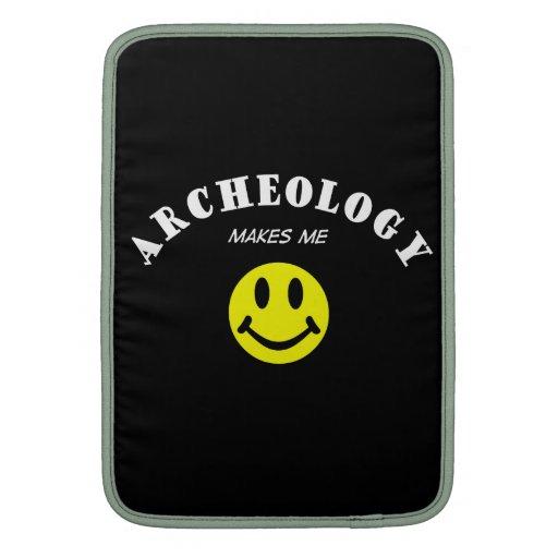MMS: Arqueología Funda Macbook Air