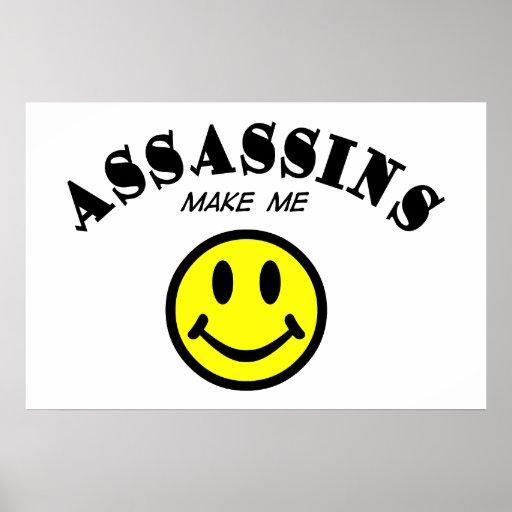 MMS: Asesinos Poster