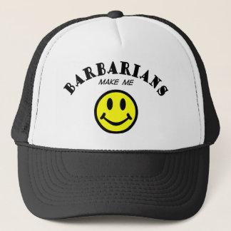 MMS: Barbarians Trucker Hat