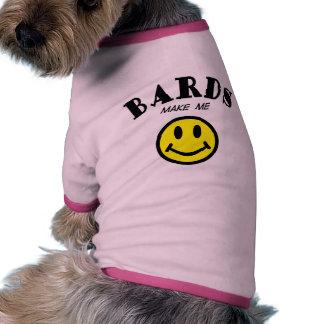 MMS Bards Pet T Shirt