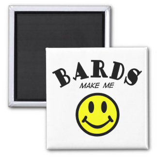 MMS: Bards Fridge Magnets