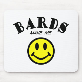 MMS: Bards Mouse Pad