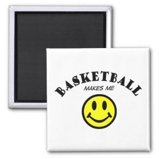 MMS: Basketball Magnet