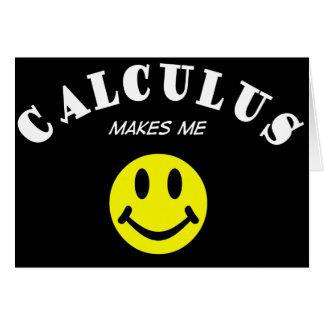 MMS: Calculus Card