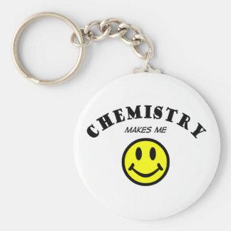 MMS: Chemistry Keychain