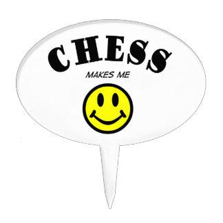 MMS: Chess Cake Topper