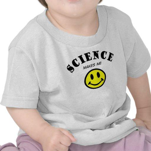 MMS: Ciencia Camisetas