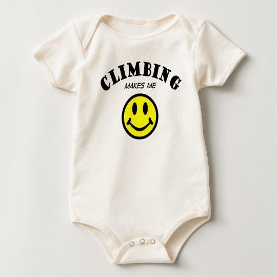MMS: Climbing Baby Bodysuit