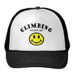 MMS: Climbing Mesh Hat