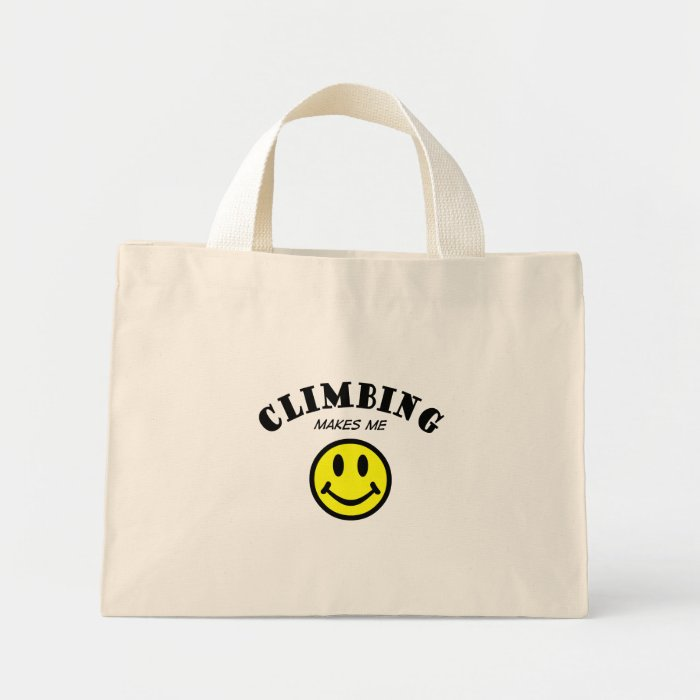 MMS: Climbing Mini Tote Bag