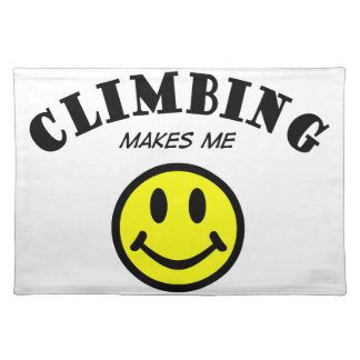 MMS Climbing Place Mats