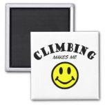 MMS: Climbing Refrigerator Magnets