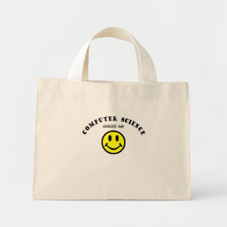 MMS: Computer Science Mini Tote Bag