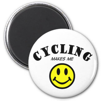 MMS: Cycling 2 Inch Round Magnet