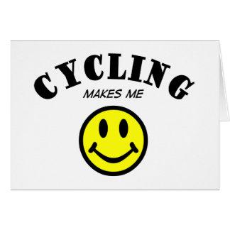 MMS: Cycling Card