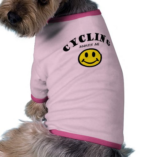 MMS: Cycling Pet Clothing