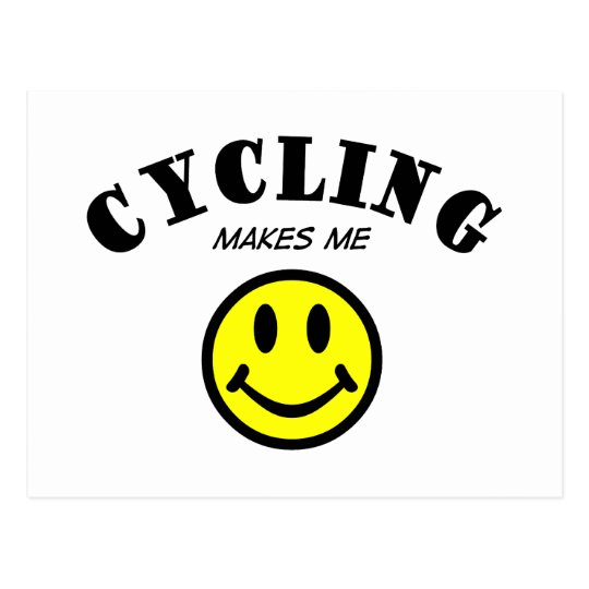 MMS: Cycling Postcard