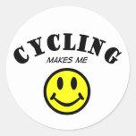 MMS: Cycling Sticker