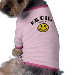 MMS: Druidas Camisa De Mascota