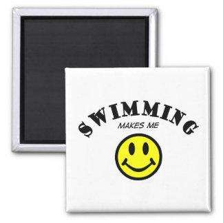 MMS: El nadar Imán Cuadrado
