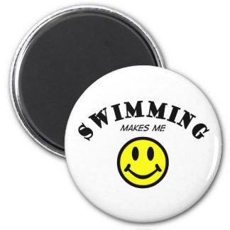 MMS: El nadar Imán Redondo 5 Cm