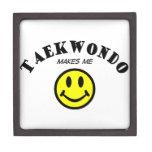 MMS: El Taekwondo Caja De Recuerdo De Calidad