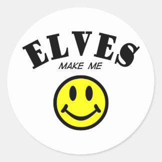 MMS: Elves Sticker