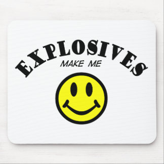 MMS: Explosives Mouse Pad