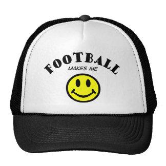 MMS: Fútbol Gorras
