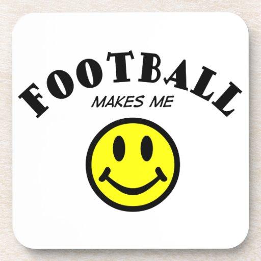 MMS: Fútbol Posavasos De Bebidas