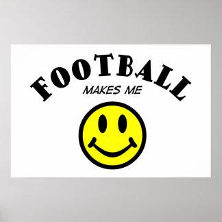 MMS: Fútbol Póster