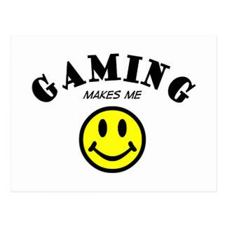 MMS: Gaming Postcard
