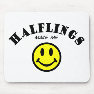 MMS: Halflings Alfombrilla De Ratones