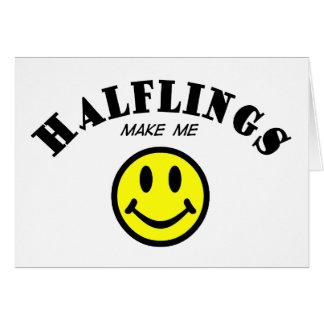 MMS: Halflings Greeting Card