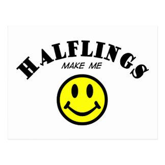 MMS: Halflings Postcard