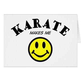 MMS: Karate Card
