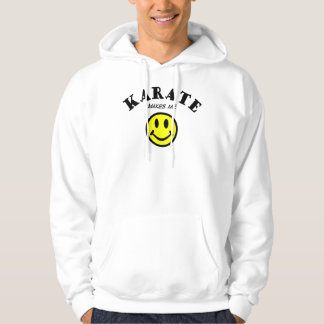 MMS: Karate Hooded Pullover