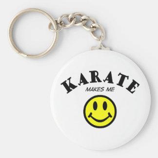 MMS Karate Llavero Personalizado