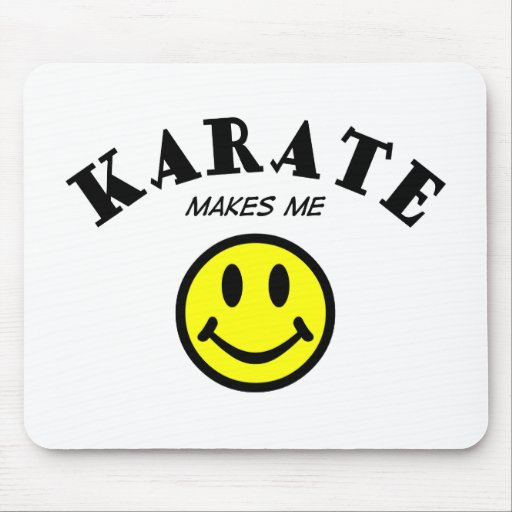 MMS: Karate Mouse Pads